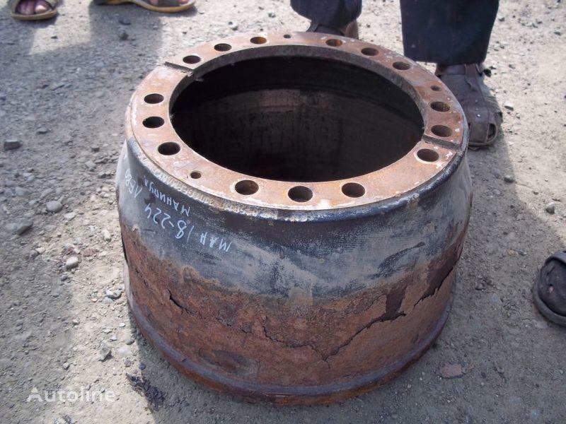 tambor de travão para MAN 18 camião