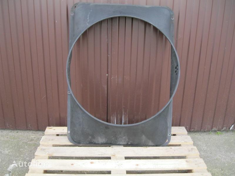 tampa do ventilador para DAF XF 105 / 95 CF 85 camião tractor