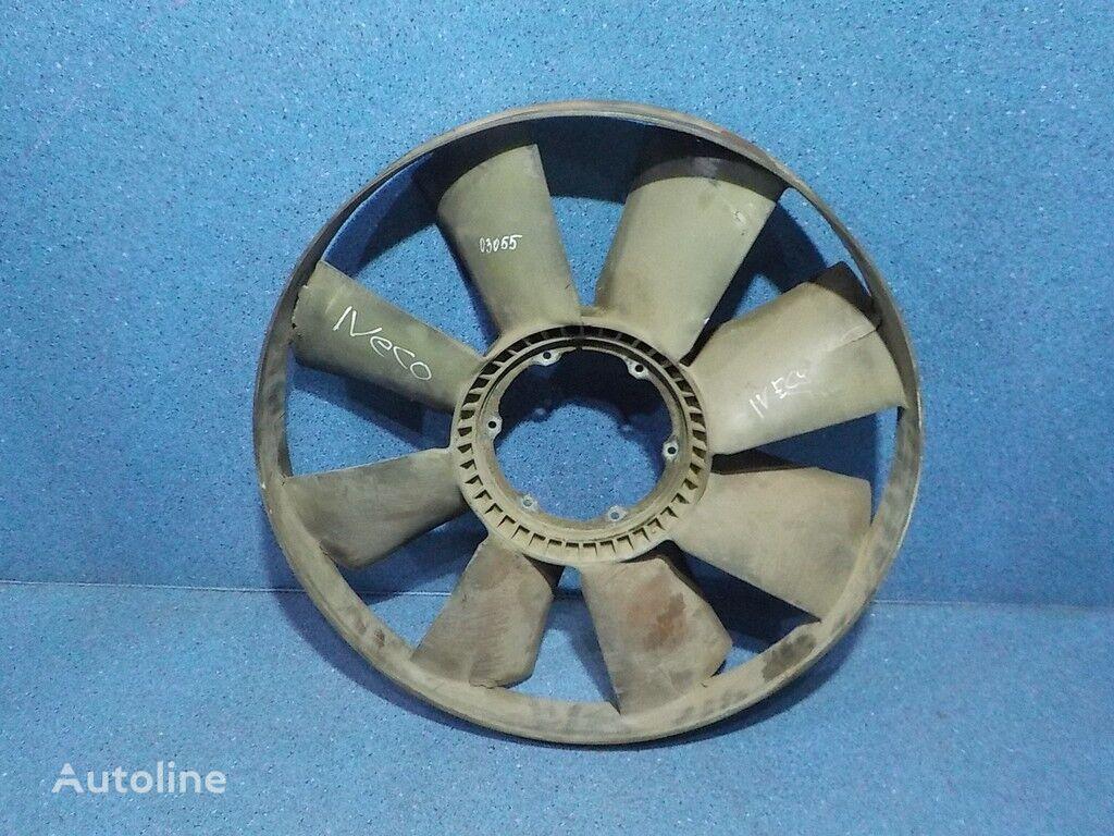 Krylchatka ventilyatora dvigatelya Iveco tampa do ventilador para camião