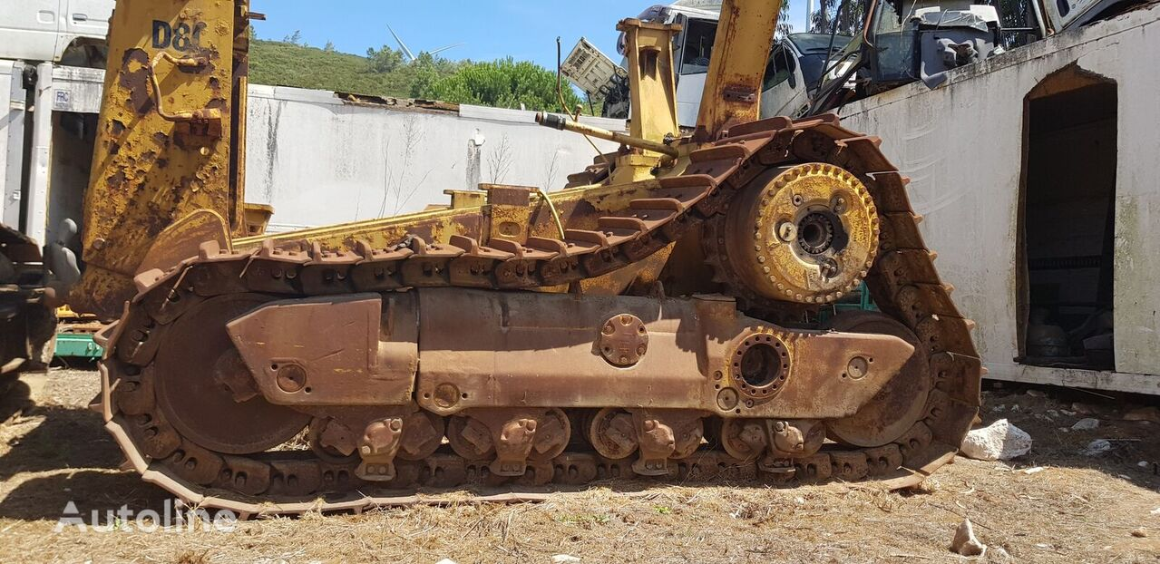 transmissão final CATERPILLAR 350 / D8 para bulldozer