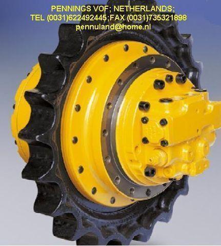 transmissão final FINAL DRIVE, wheeldisk, reducer, reductor, zwolnici, beltegir para mini-escavadora nova