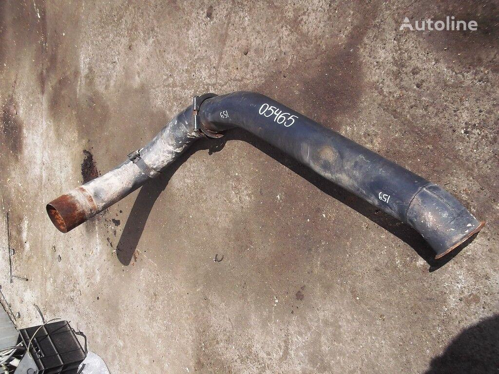 gaza Iveco tubo de escape para camião