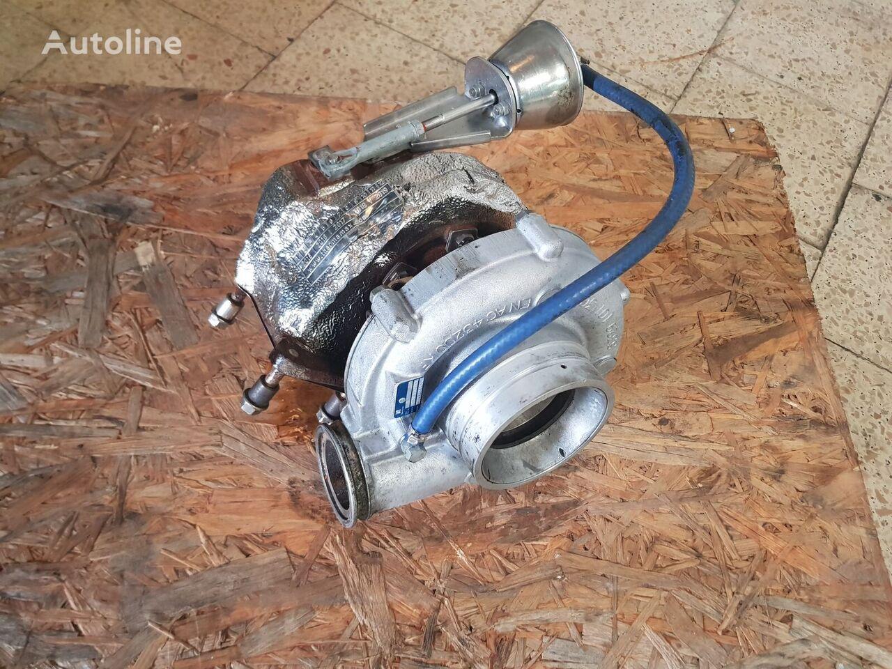 turbocompressor para motor VOLVO para camião