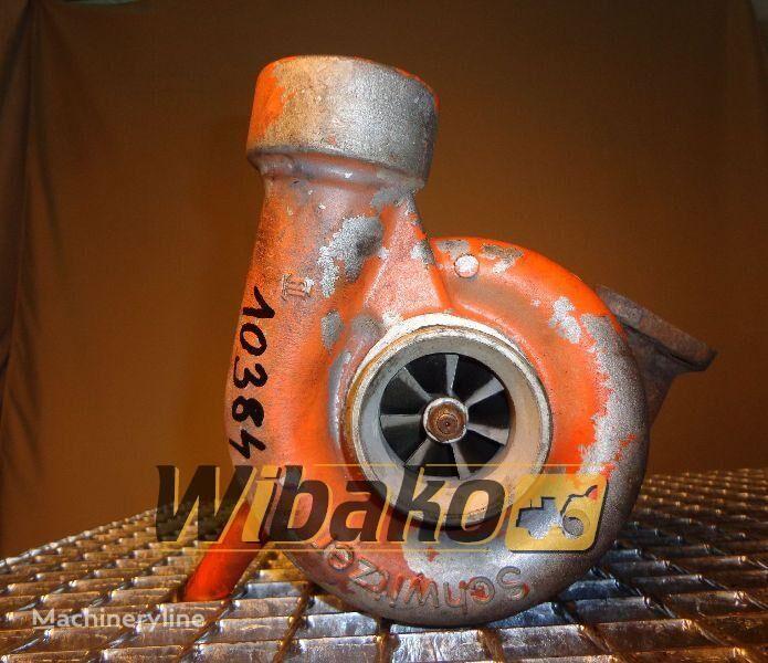 Turbocharger Schwitzer 20I9400139 turbocompressor para 20I9400139 (4204493KZ) outros equipamentos de construção