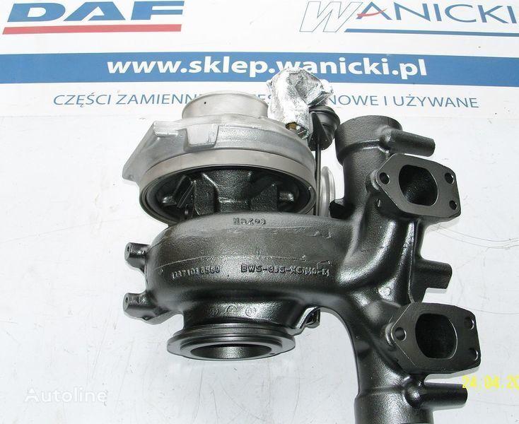 DAF TURBO TURBINA,REGENEROWANA, Turbocharger, EURO 5, turbocompressor para DAF  XF 105, CF 85  camião tractor