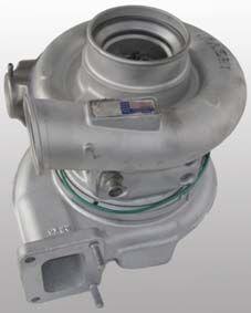 HOLSET HY55V-HE551V turbocompressor para IVECO F3BE0681/3681  camião