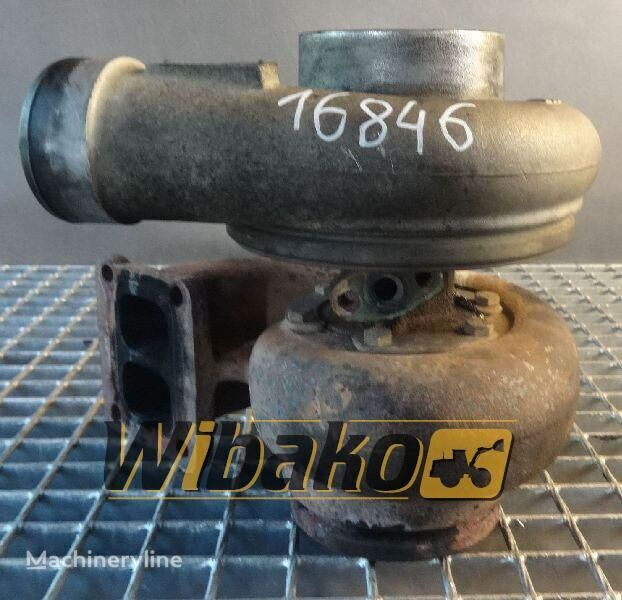 Turbocharger Holset H2E turbocompressor para H2E (3531861) outros equipamentos de construção