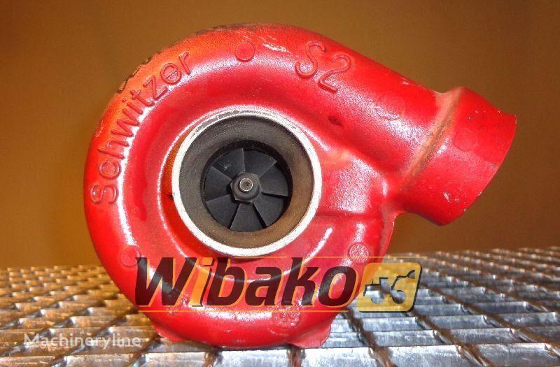 Turbocharger Schwitzer 52A1570 turbocompressor para 52A1570 (180096-0914) outros equipamentos de construção