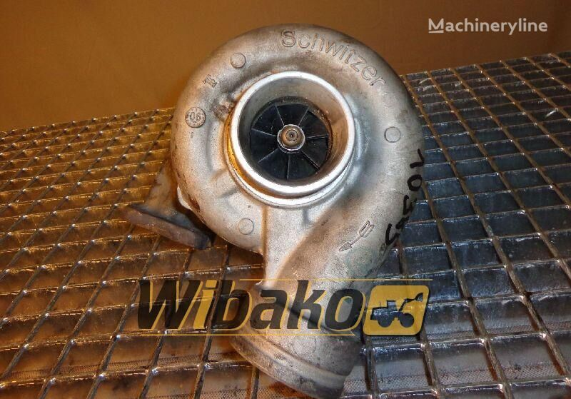 Turbocharger Schwitzer S2B148K turbocompressor para S2B148K (19F06-0784) escavadora