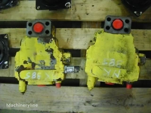 Block Valve válvula para NEW HOLLAND E 385 B escavadora