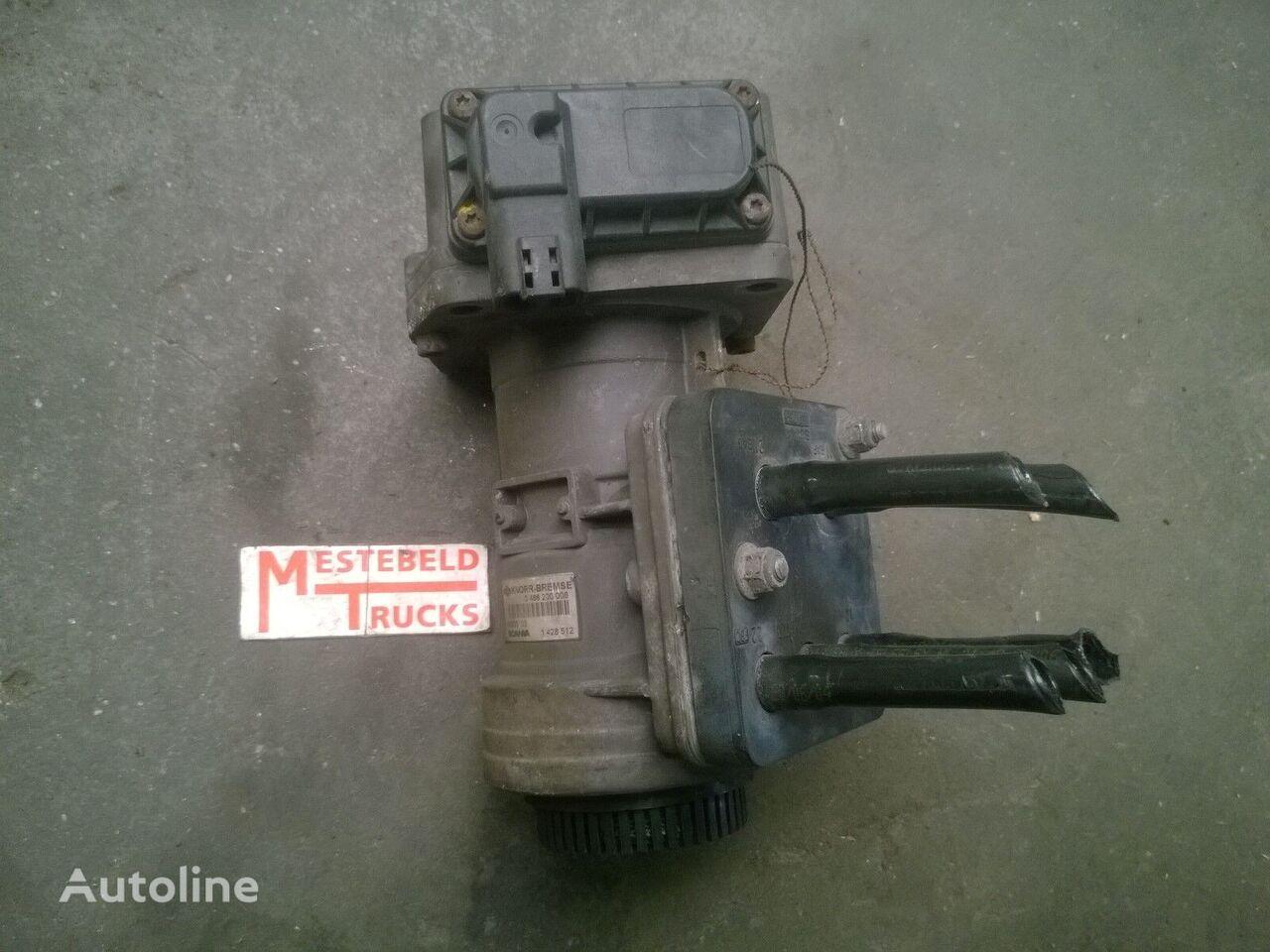 válvula para SCANIA Voetremventiel 4-serie camião tractor