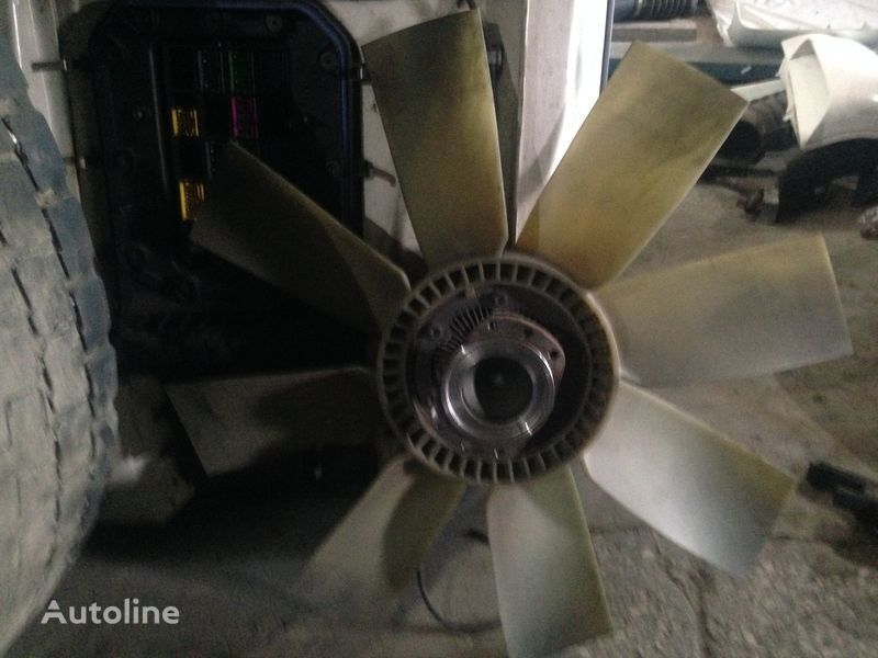 DAF ventilador de radiador para DAF XF 95 camião tractor