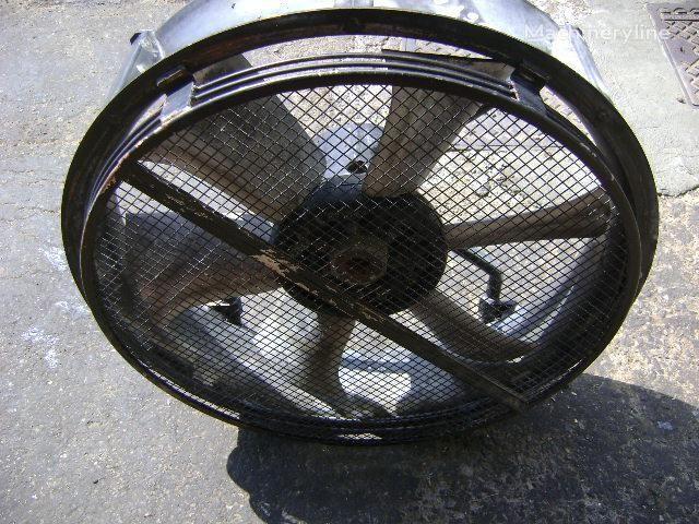 ventilador de radiador para FIAT Hitachi W 190 Evolution escavadora