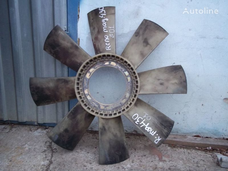RENAULT ventilador de radiador para RENAULT Magnum camião tractor