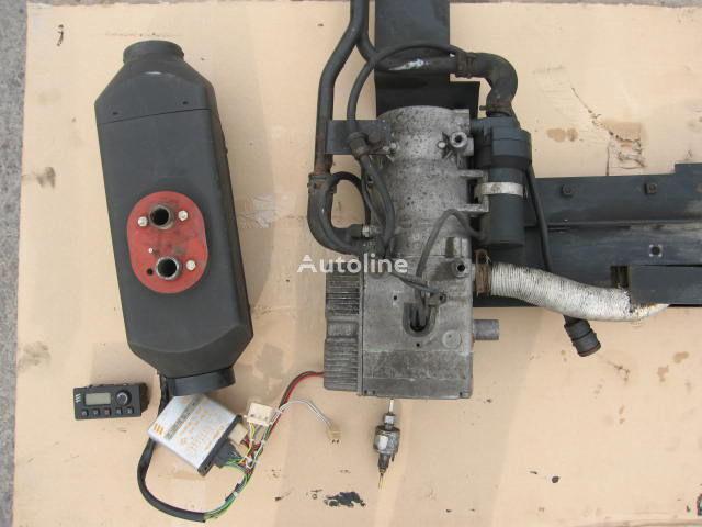 aquecedor autônomo para Lyubaya. 12- 24 volt
