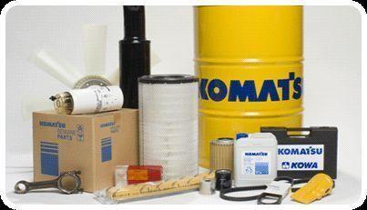 bloco de cilindros para KOMATSU escavadora