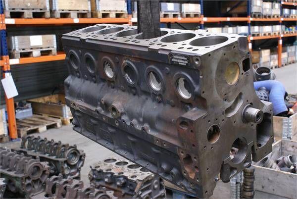 bloco de cilindros para MAN D0826 TFBLOCK carregadeira de rodas