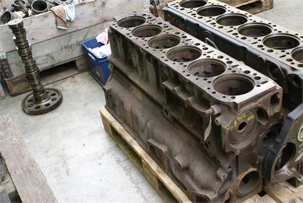bloco de cilindros para MAN D2566 MKF 280BLOCK carregadeira de rodas