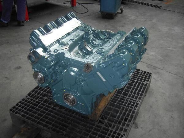 bloco de cilindros para MERCEDES-BENZ OM 442 LA LONG-BLOCK autocarro