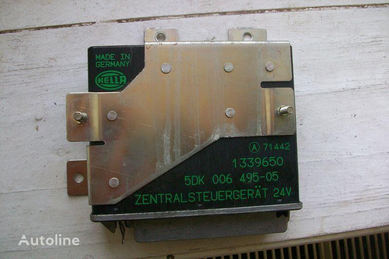 Centralnyy blok upravleniya elektronikoy 5DK 006 495-05 bloco de controlo para DAF camião tractor