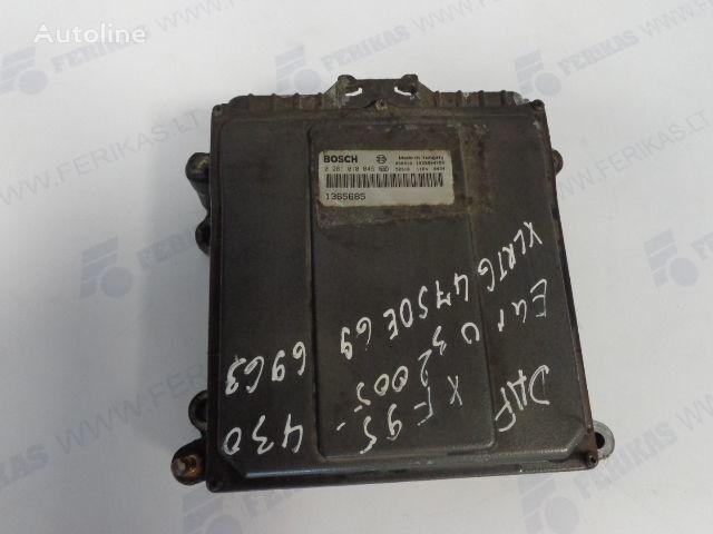 BOSCH ECU EDC Engine control 0281010045,1365685, 1684367, 1679021 bloco de controlo para DAF camião tractor