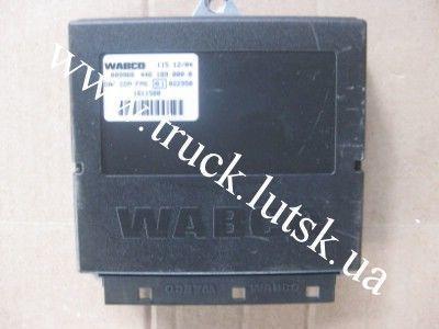 Wabco bloco de controlo para DAF XF 95 480 camião