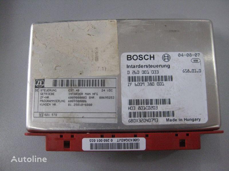 Bosch BOSCH bloco de controlo para MAN camião