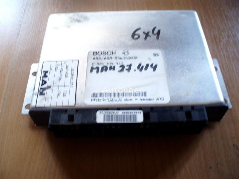 BOSCH 0486104033 ABS  81.25935.6710 bloco de controlo para MAN 27.414 camião
