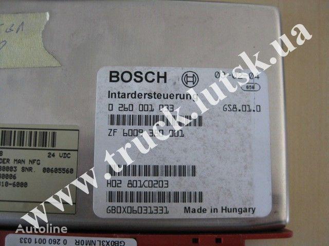 MAN Bosch bloco de controlo para MAN TGA camião