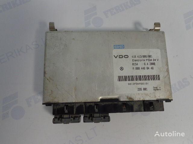 VDO Elektronik PSM 24 V ,410.413/006/001,0004460446 bloco de controlo para MERCEDES-BENZ camião tractor