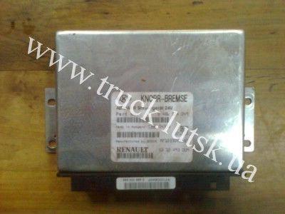 Knorr-Bremse 0486104049 bloco de controlo para RENAULT camião