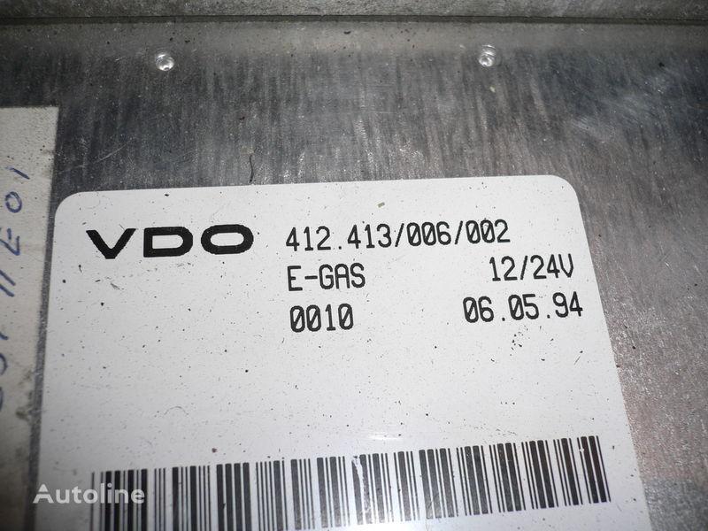 VDO 412.413/006/002 bloco de controlo para SCANIA b10 autocarro