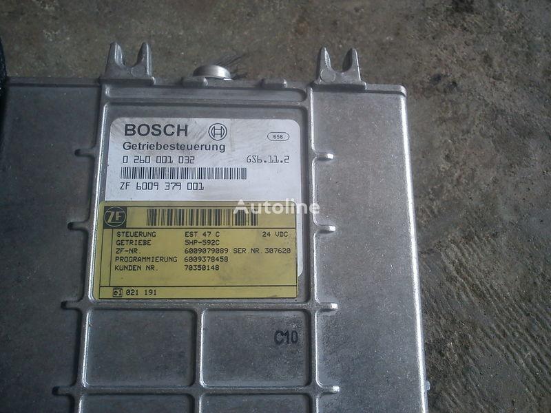 korobkoy peredach ZF5HP592C bloco de controlo para VOLVO autocarro