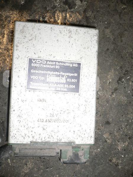 VDO 412.412/002/001 bloco de controlo para VOLVO autocarro