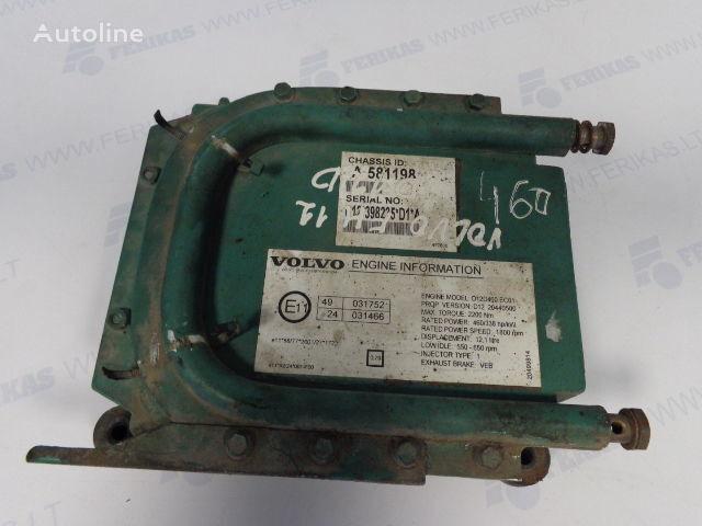 ECU 03161962, 08170700, 20977019   D12D bloco de controlo para VOLVO FH camião tractor
