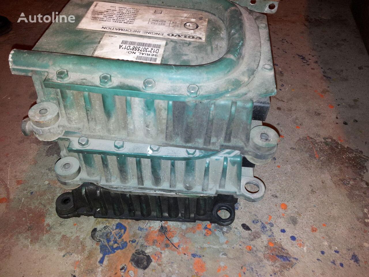 VOLVO FH12, EURO3 D12D ECU engine control unit 460PS; 420PS; 20440501; 20440500, 3161962, 20577131, 85107712, 85000086, 85000388, 20582958, 85111405, 85107712 bloco de controlo para VOLVO FH12 camião tractor