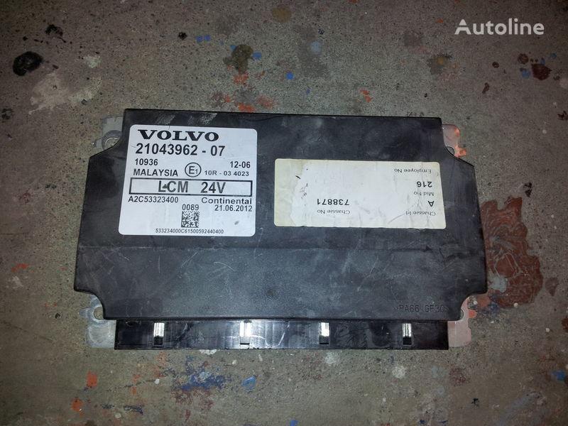 VOLVO FH13 LCM lightning control unit 21043962, 21043961, 85102471, 85102472 bloco de controlo para VOLVO FH13 camião tractor