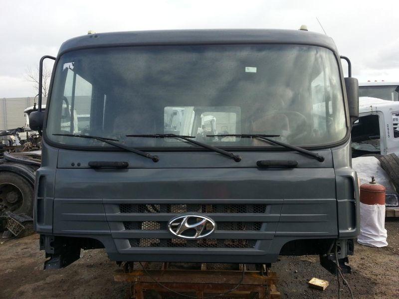 cabina para HYUNDAI HD 170 250 270 370 450 500 camião