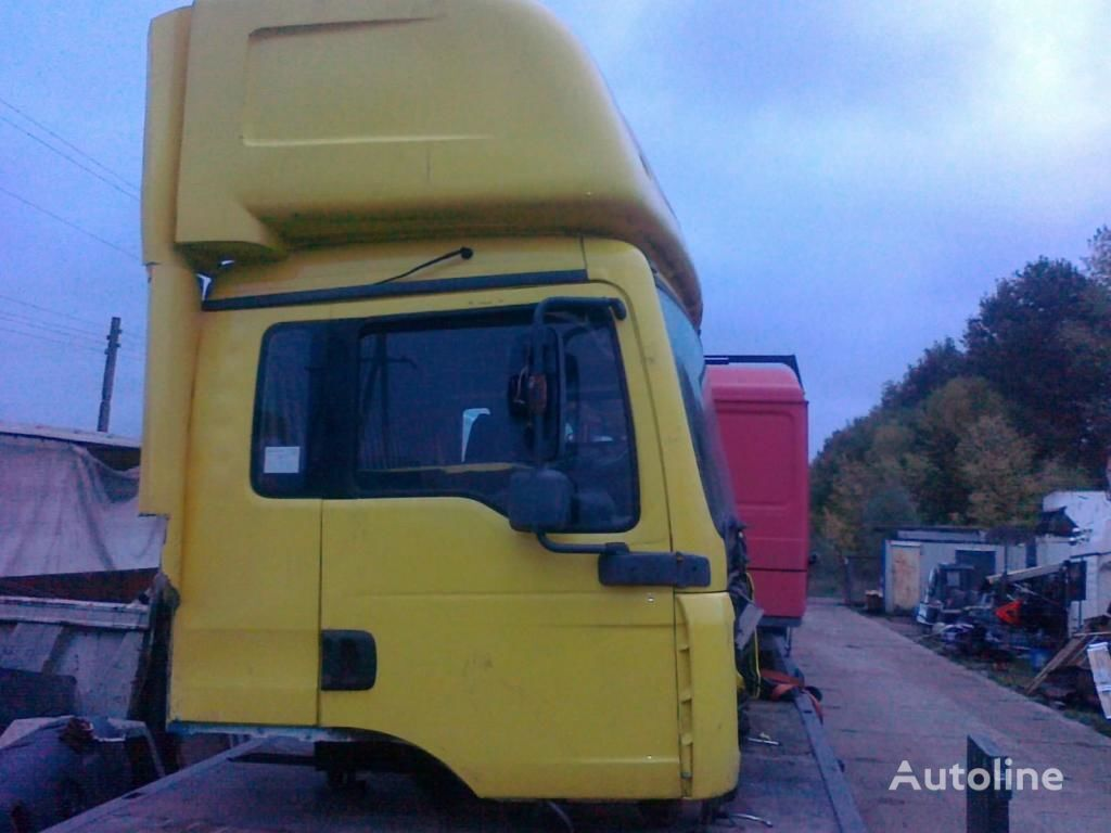 cabina para MAN TGA sypialna dzienna 8000 zl camião