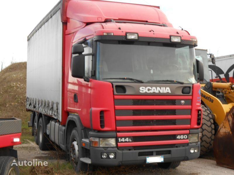 CR 19 cabina para SCANIA 144L 460/530 PS camião