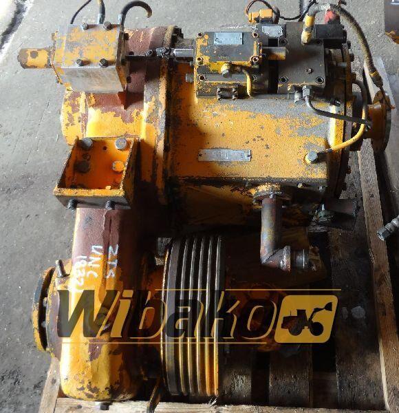 Gearbox/Transmission ZVL 4PR caixa de velocidades para 4PR escavadora