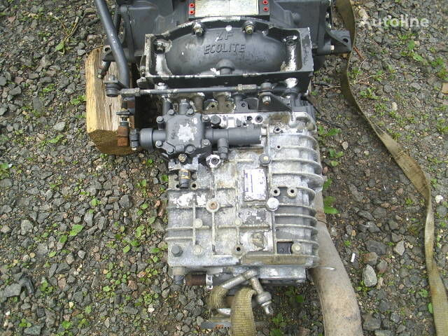 ZF ECOLITE 6S-850 caixa de velocidades para DAF LF 45 12-180 camião