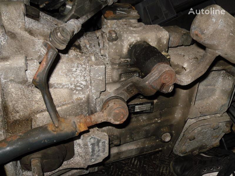 2855A 608E06 caixa de velocidades para IVECO EuroCargo camião