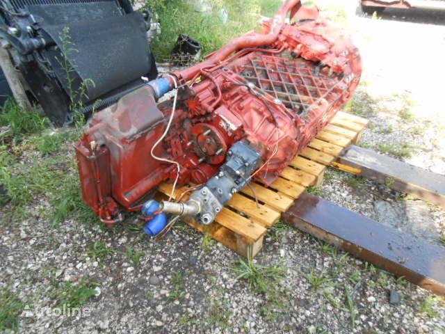 ZF 16 S 221 IT mit ZF-Intarder Übers.(16,47-1,00) Neu-Gebraucht- Garantie caixa de velocidades para IVECO Stralis camião