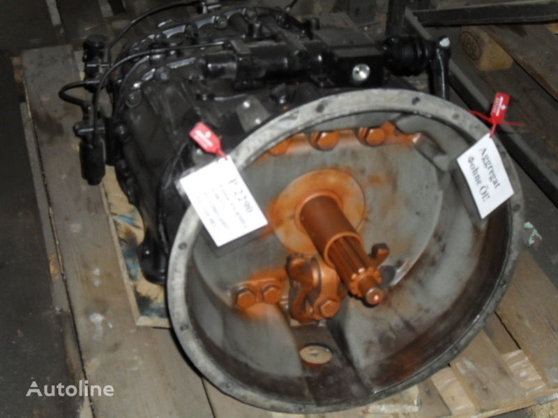 Eaton FS 8309 A caixa de velocidades para MAN camião