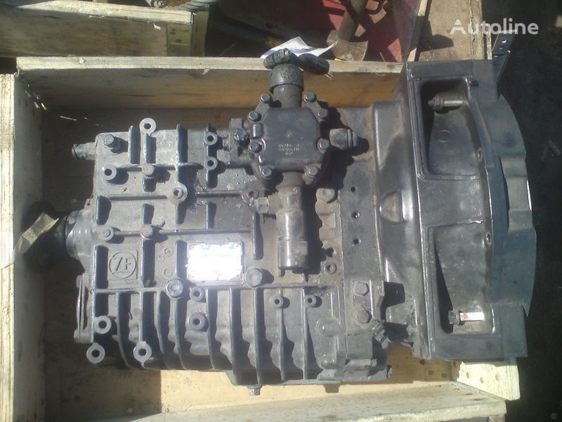 ZF 6 S 850 caixa de velocidades para MAN camião