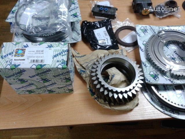 ZF 16S181 16S221 Shesternya KPP 1316302066 1316303065  1316303005 caixa de velocidades para MAN F2000 TGA  camião tractor nova