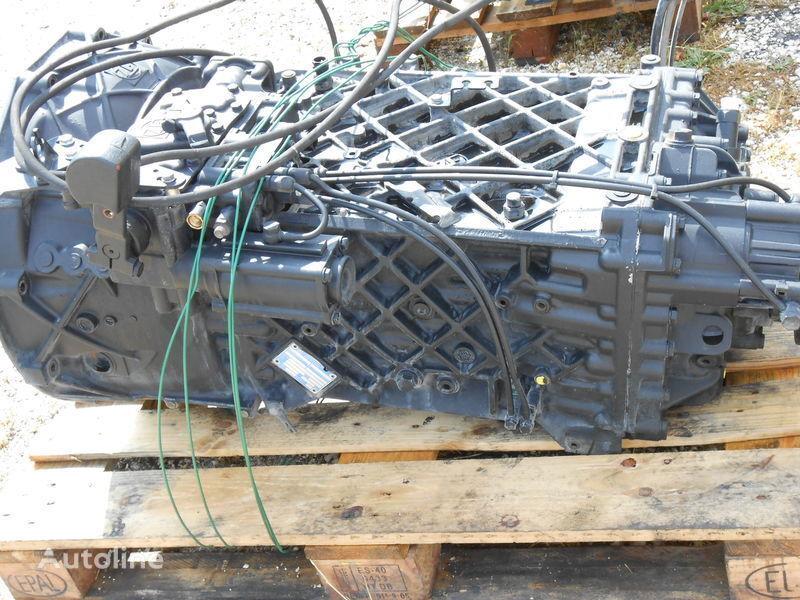 ZF 16S2220 TD-TO Part List No. 1343 001 016 Customer Spec. NR. 81.32004-6016 übers. 16,41-1,00 caixa de velocidades para MAN TGX-TGA  camião