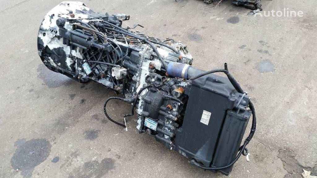 caixa de velocidades para MAN ZF ECOSPLIT 16S181 IT camião tractor