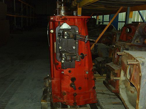 dynashif-speed shif caixa de velocidades para MASSEY FERGUSON 3680-6180-8130-8160 tractor
